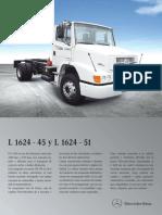 Ficha Tecnica- Camion- Mercedes Benz