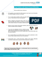 101 Strategies for Supporting Children With Speech Sound Difficulties