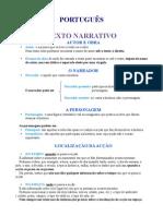 Resumo português 5º ano