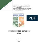 Plan de Estudios Administracion 2016-20171