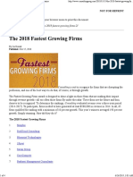 The 2018 Fastest Growing Firms _ Consulting Magazine