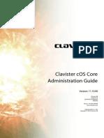 Clavister Prd Clavister Cos Core 11-10-00 Administration Guide En