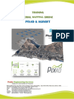 Aerial Mapping Drone, Praba Engineering