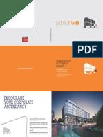 Satya Two Brochure SBUA