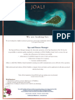03. Joali_Recruitment Maldives July 2019