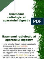 Examenul radiologic al aparatului digestiv.ppt