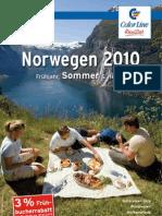Norwegen-Reisen 2010