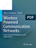2019 Wireless Powered Communication Networks From Security Challenges to IoT Applications