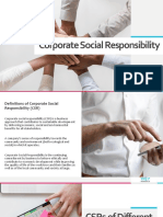 Lesson 15 - Corporate Social Responsibility
