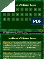 HandbookofLitTerms.ppt