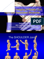 Ultrasonography of Shoulder (and MRI Correlation)