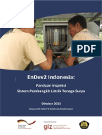 Panduan Inspeksi PLTS (2013 Bahasa Indonesia) - 131210 Inspection Guide for PV-VP (EnDev Indonesia 2013) - ID