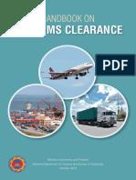 Handbook on Customs Clearance en Final