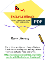 Early Literacy New