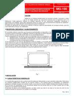 Recomendaciones de instalacion BOX CULVERT