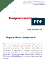 Aula 1- Geoprocessamento