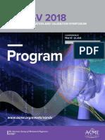 2018V v Program
