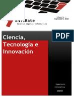 Enterate Volumen 1 ISSN