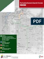 Plan desarrollo ferroviario