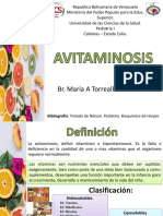 Avitaminosis 3.