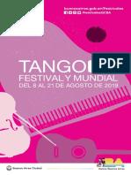 Catálogo TANGO BA
