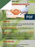 Latin America Business EmailList