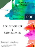 CONSEJOS Y COMISIONES - expocicion..pptx