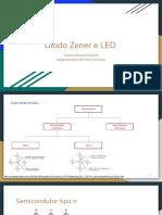 Diodo Zener e LED