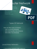 c Se 43 Types of Network