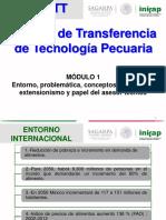 Modelo GGAVATT, Problemática, Conceptos e Historia Del Extensionismo en Mx