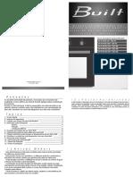 00249 Manual de Instruções Built Fornos de Embutir REV14092018