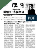 Informationen zum Prozeß gegen Birgit Hogefeld Info Nr.8