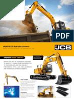 JCB Escavadeira