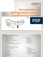 AC System and Refrigeration Service Training