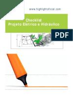 Check list projetos