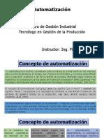 La Automatizacion