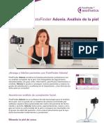 Brochure Aesthetics Face y Adonia