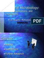 Industrial Microbiology 1