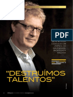 Ken Robinson Destrucímos Talentos