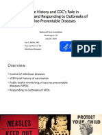 CDC's Vaccine Surveillance
