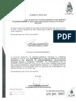 PLAN DE DESARROLLO 2016 -2019