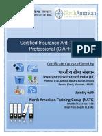 CIAFP Brochure