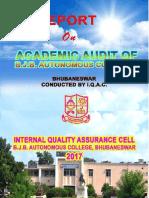 Final Internal Academic Audit Bjb 1
