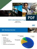 SAIC-Presentation-10-26-10