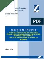 TÉRMINOS_DE_REFERENCIA_Programa Nacional Represas_junio_2019