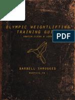 Barbell Shrugged Flight Manual v2.0
