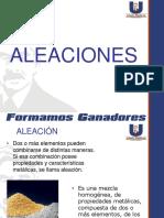 11-ALEACIONES