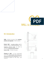 09_Walls & Openings