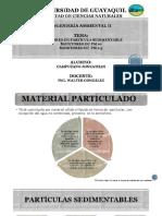 Monitoreo Material Particulado