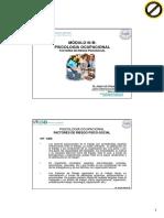 Psicología Ocupacional - Dr. Jorge Chávez r